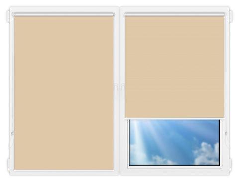 Рулонные шторы Мини - Мюнхен-31 на пластиковые окна