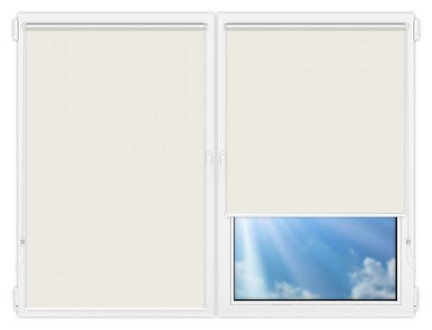 Рулонные шторы Мини - Мюнхен-блэкаут-61 на пластиковые окна