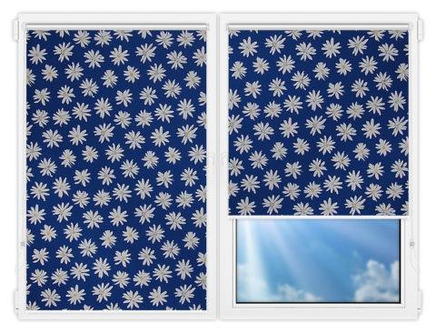 Рулонные шторы Мини - Орегон-3 на пластиковые окна