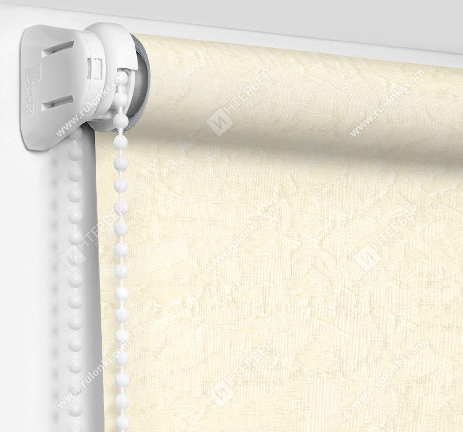 Рулонные шторы Мини - Шелк молочный