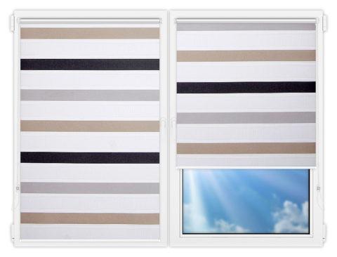 Рулонные шторы Мини - Этаж-701 на пластиковые окна