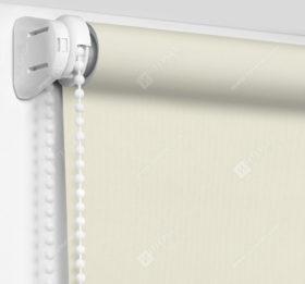 Рулонные шторы Мини - Респект блэкаут кремовый