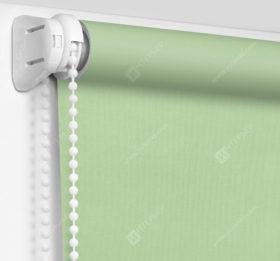 Рулонные шторы Мини - Респект блэкаут зеленый