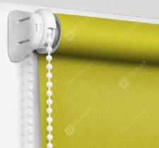 Рулонные шторы Мини - Карина горчичный