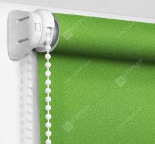 Рулонные шторы Мини - Куба зеленый