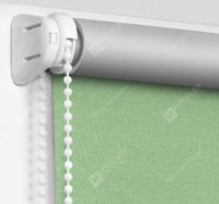 Рулонные шторы Мини - Мадагаскар светло-зеленый
