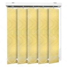 Вертикальные тканевые жалюзи Офелия золото