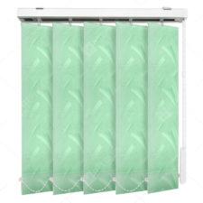 Вертикальные тканевые жалюзи Палома зеленый