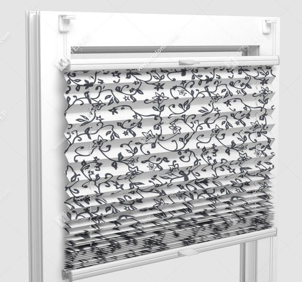 Шторы Плиссе - Джела на пластиковые окна