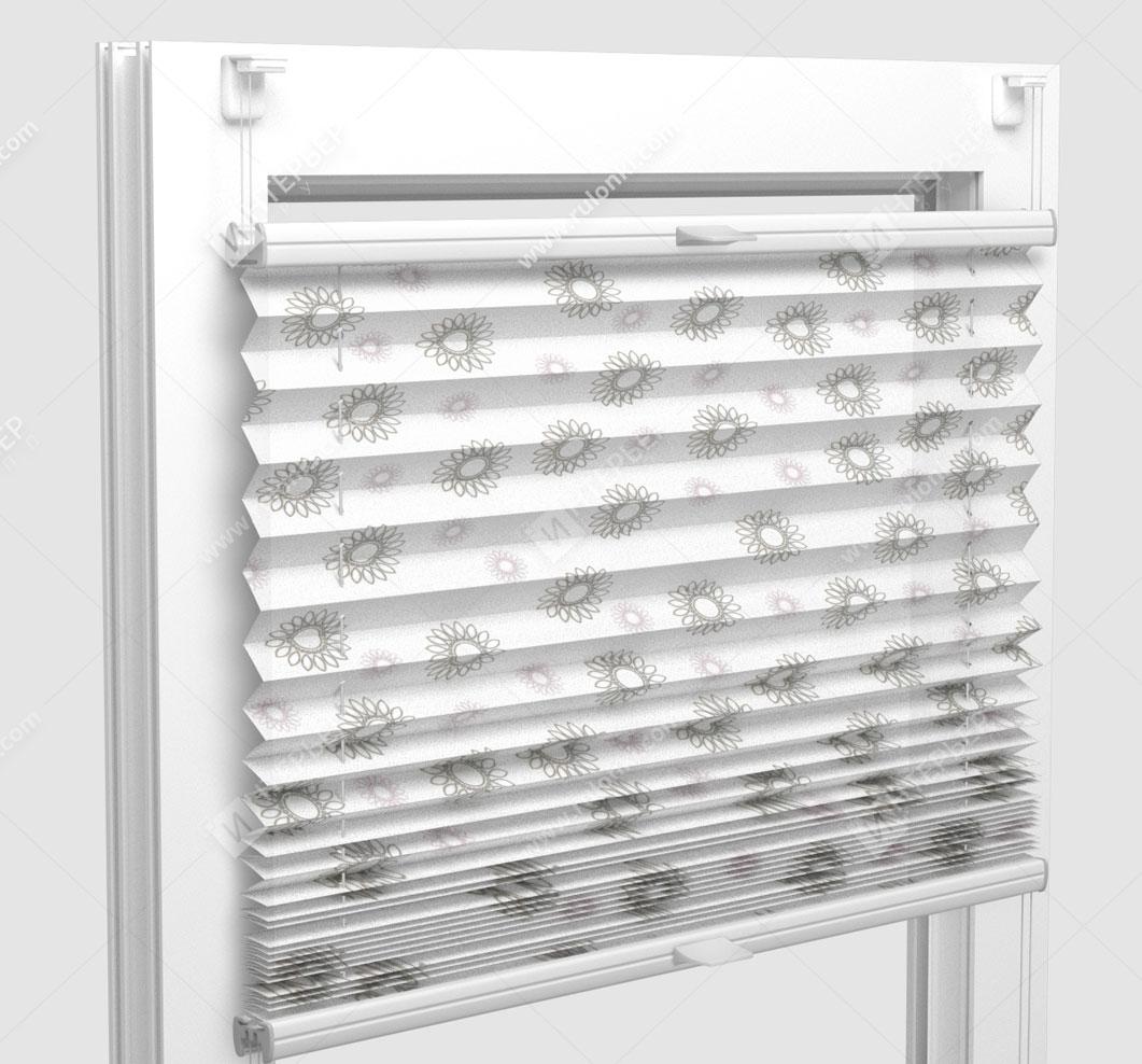 Шторы Плиссе - Того сан на пластиковые окна