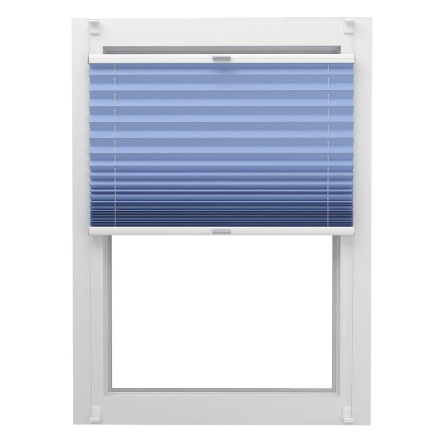 Схема замера штор плиссе на пластиковое окно
